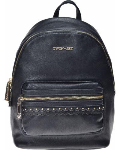 Черный рюкзак Twin-set