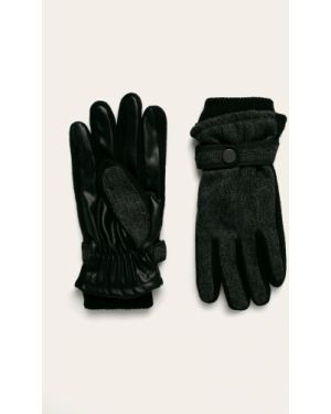 Rękawiczki wełniane - szare Medicine