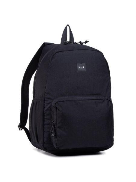 Czarny plecak Huf