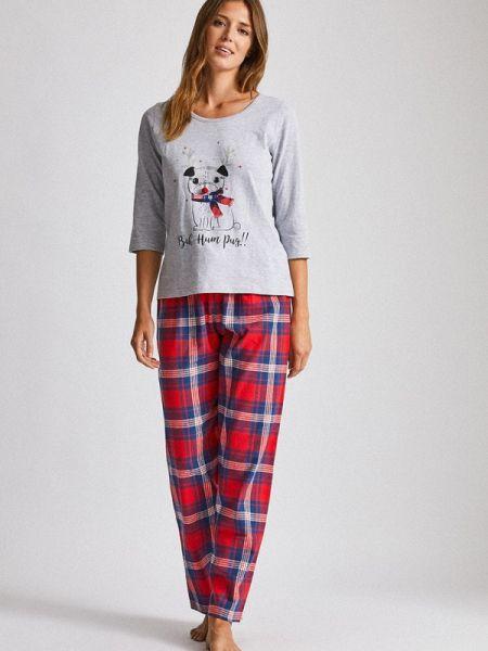 Пижама красная пижамный Dorothy Perkins
