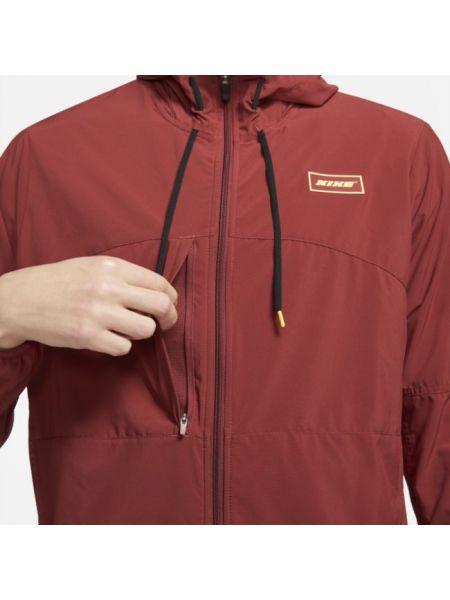 Czerwona kurtka sportowa Nike