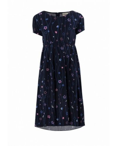 Синее платье Finn Flare