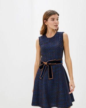 Платье прямое осеннее Lusio