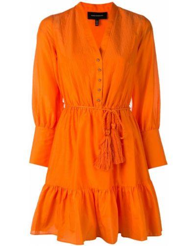 Расклешенное платье на молнии Robert Rodriguez Studio