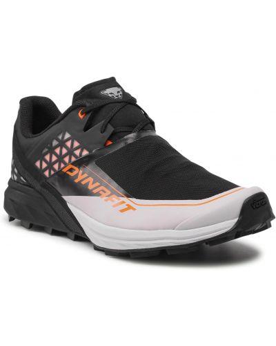 Czarne buty do biegania Dynafit