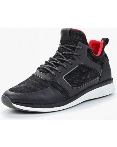 Черные кроссовки Aldo