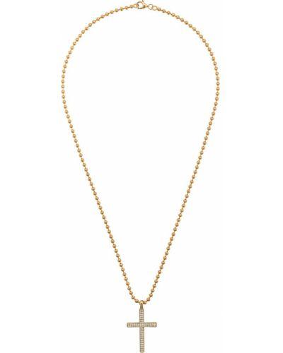 Ожерелье из золота из серебра Northskull