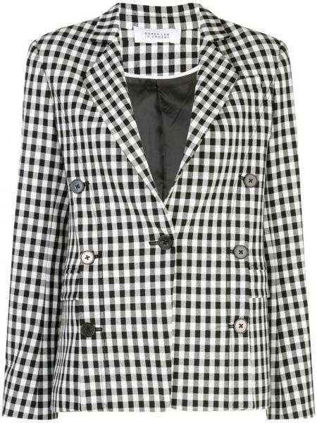 Черный пиджак Derek Lam 10 Crosby