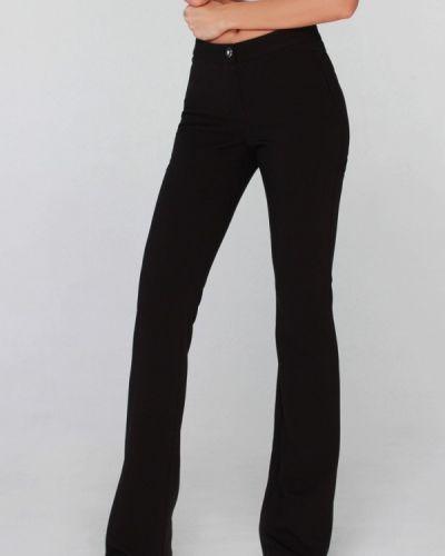 Классические брюки черные весенний Anushka By Anna Pavlova