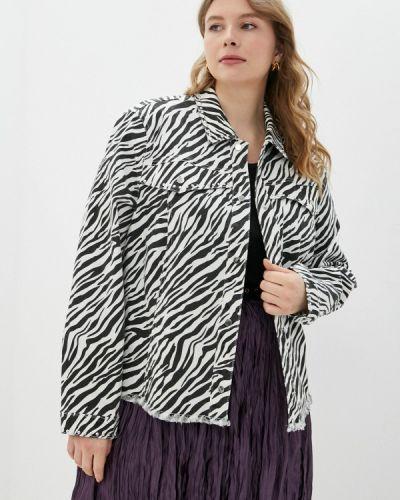 Джинсовая куртка Samoon By Gerry Weber
