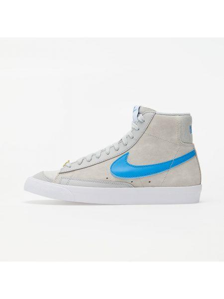 Biały blezer Nike