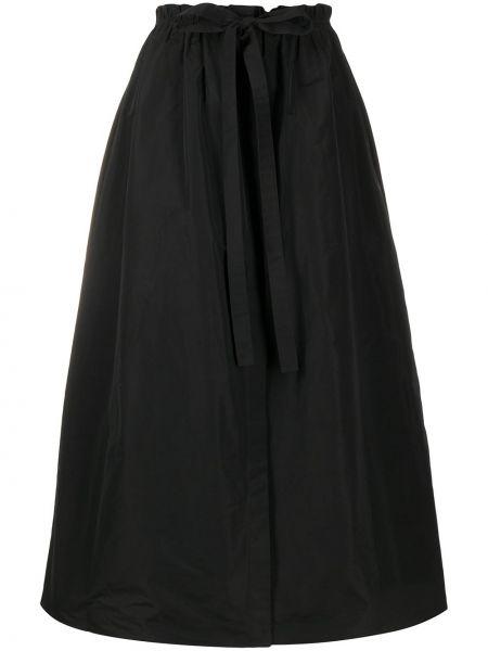 Spódnica midi z wysokim stanem klasyczna Givenchy