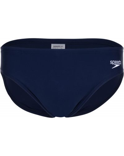 Плавки-боксеры синие для бассейна Speedo
