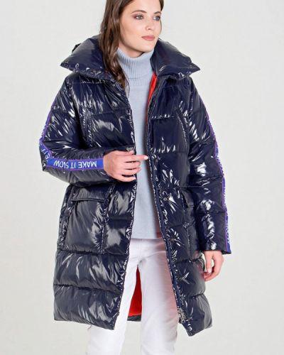 Зимняя куртка утепленная весенняя Dellione