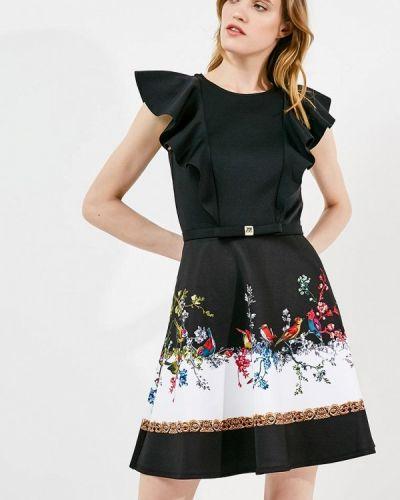 Черное платье Ted Baker London