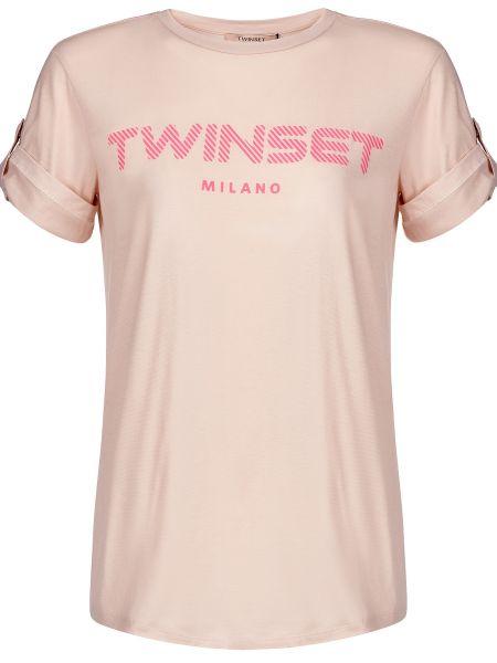 Футбольная футболка Twin-set