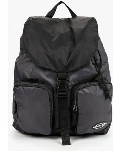 Серый нейлоновый рюкзак Vans