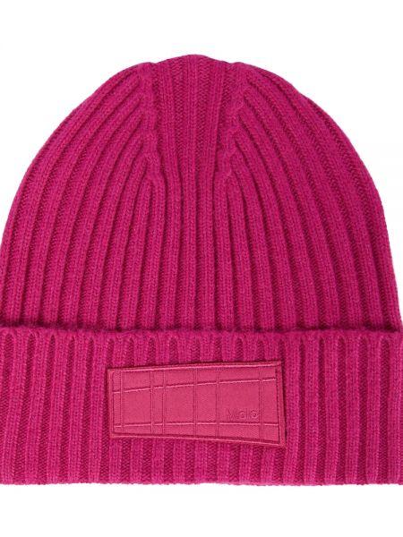 Шапка бини - розовая Molo