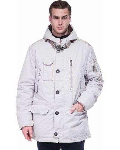 Куртка из полиамида - серая Milestone