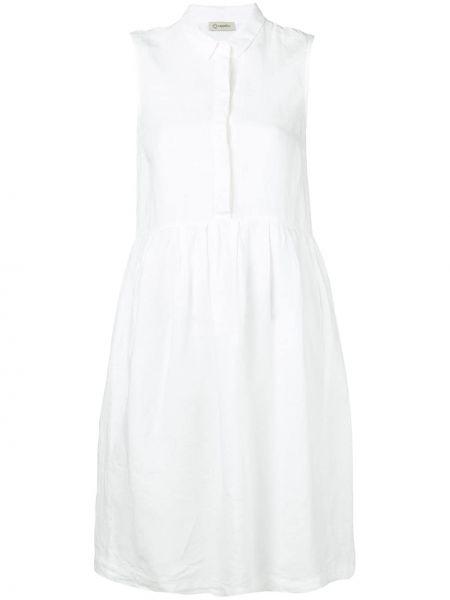 Платье на пуговицах классическое Peserico