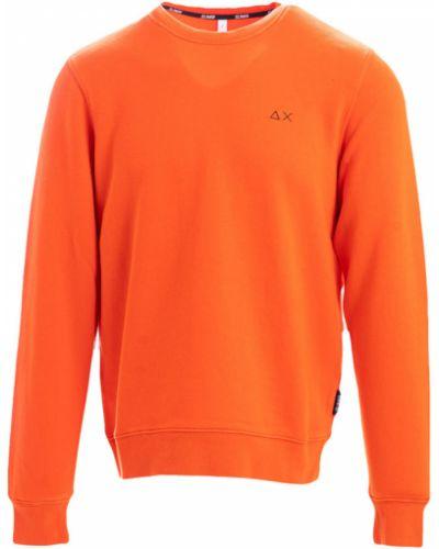 Sweter - pomarańczowy Sun 68