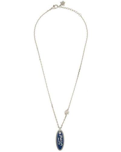 Ожерелье из серебра серебряный Versace