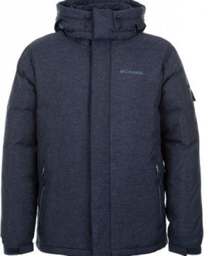 Зимняя куртка с капюшоном спортивная Columbia