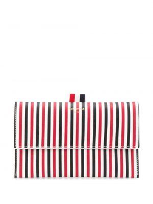 Красный кошелек Thom Browne