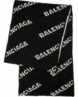 Szalik ażurowy Balenciaga