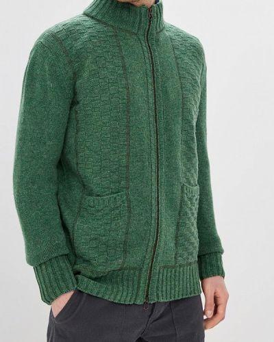 Кардиган зеленый Elijah & Sims