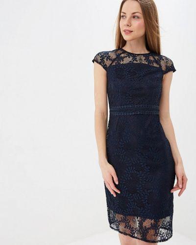 Вечернее платье весеннее синий Dorothy Perkins