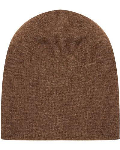 Вязаная шапка бини тонкая Tegin