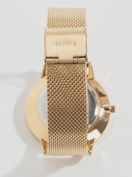 Часы золотые Parfois
