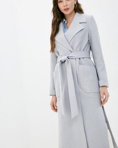 Пальто - голубое Nastasia Sabio