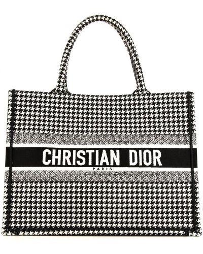 Biała torebka Christian Dior