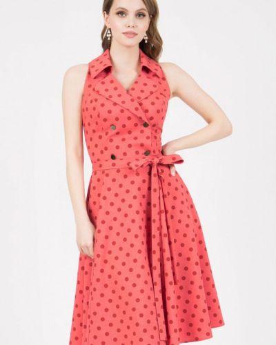 Платье - розовое Grey Cat