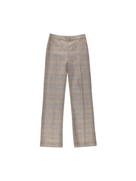 Brązowe spodnie Essentiel Antwerp