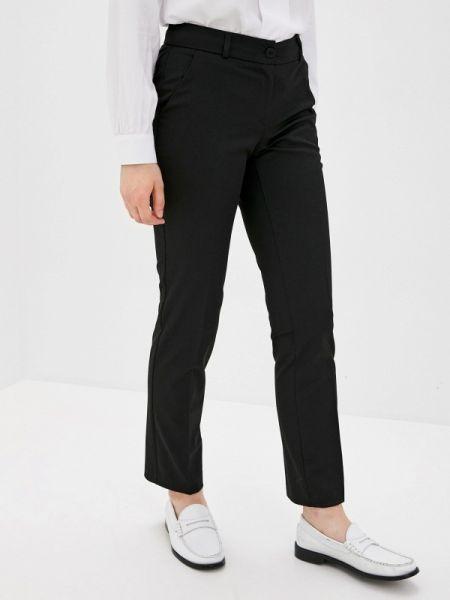 Классические черные классические брюки Antiga