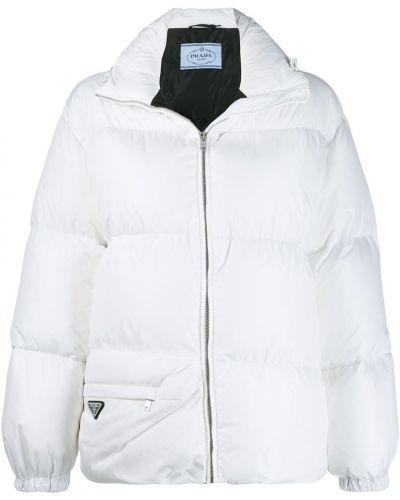 Куртка на молнии классическая Prada