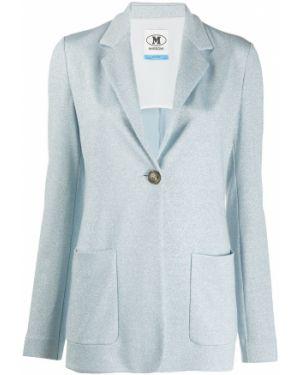 Синий пиджак M Missoni
