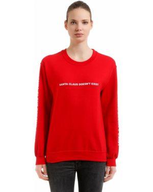 Prążkowana bluza bawełniana Taboo