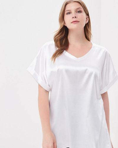 Блузка белая Darissa Fashion