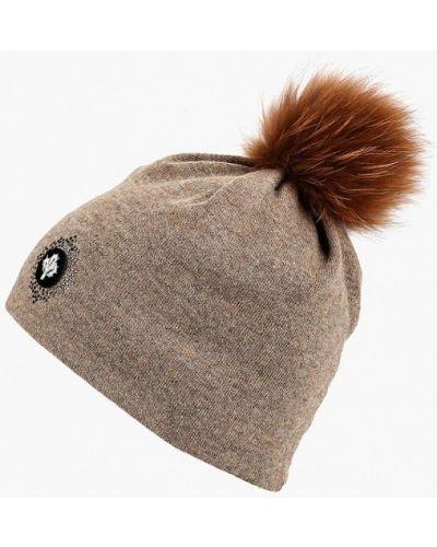 Коричневая шапка осенняя Avanta
