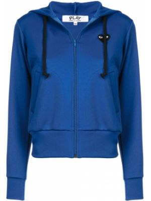 Niebieska bluza Comme Des Garcons Play
