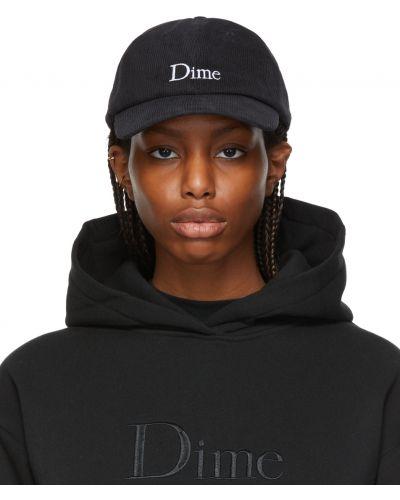 Кепка вельветовая - белая Dime