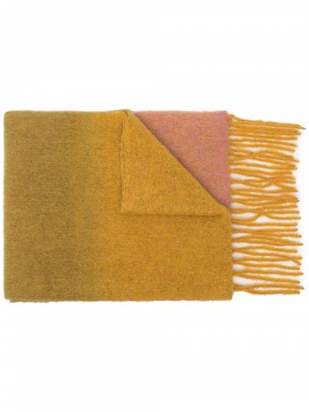 Szalik - żółty Rodebjer