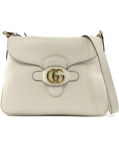 Biała torebka Gucci