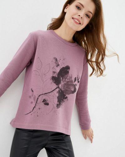 Фиолетовый свитшот Ricamare