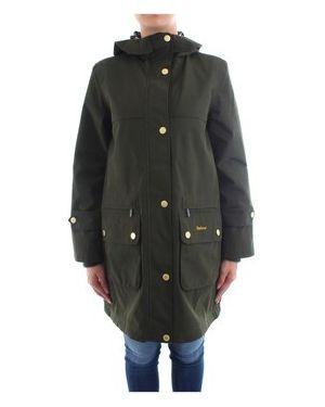 Płaszcz przeciwdeszczowy - zielony Barbour