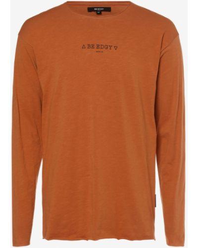 T-shirt - beżowa Be Edgy